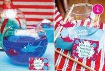 Dr. Seuss Party! / All the amazing details, ideas, and inspiration from all of the books from Dr. Seuss