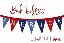 Patriotic Ideas / 4th of July and Memorial Day Ideas