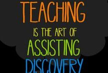 Teacher Inspiration and Humor / Quotes, Resources, and Inspiration for Teachers.