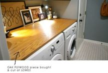 Laundry Room / Spruce up that laundry room! / by Dixie Lechleider