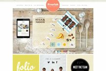 w e b / Board of web layout inspirations that is somehow taking off rather brilliantly. Thanks for the support here. :)