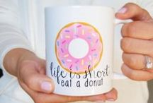 Donut Party Ideas! / Donut ideas and inspiration  and ideas for national donut day!