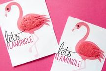 Flamingo Party Ideas! / Ideas and inspiration for flamingo party ideas!