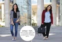 Fashion/ Personal Style Tips / Some of the easiest tips to improve your style and wardrobe.