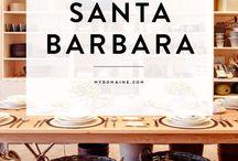 Santa Barbara / Santa Barbara; Ojai; Santa Ynez Valley