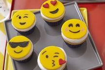Emoji Party! / Ideas & Inspirations For Tween Emoji Party!
