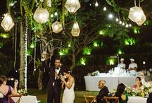 Wedding    Decor / Centerpieces, linens, lighting, etc.