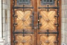 Doors, their handles & knockers / by Diane Silveria