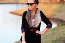 Cold Closet Envy   / Layer Up / by Brooke Garnett