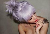 Hair-Inspiration ! / by Devon Robertson