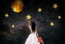 Sun Moon & Stars / by Sandra Joy