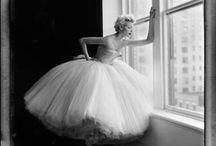 """Little Black & White Dresses / """"One is never over-dressed or underdressed with a little black dress."""" -Karl Lagerfeld / by Brooke Garnett"""