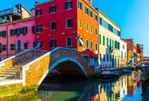 To Travel Is To Take A Journey Into Yourself / London, Paris, Venice, Amsterdam, Rome, Beijing, Sydney... Take me there!