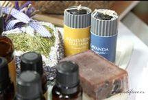Aceites faciales y esenciales / Línea de aceites faciales y esenciales de Campo di fiore