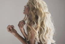 Hair / inspiration for great locks / by Tineey