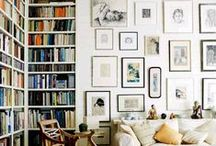 Bookshelves / The type of bookshelves we can only dream about