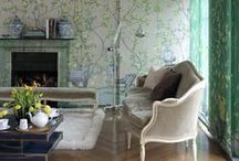 Spaces and Interiors / by Citrus and Candy