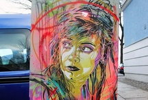 Street Art / by We Love Graphic Design »