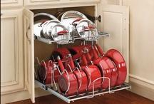 oh-so-organized [kitchen] / by Robyn Holzapfel