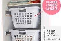 oh-so-organized [laundry] / by Robyn Holzapfel