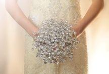 Silver Bouquets