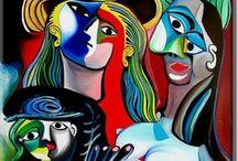 Modern Artists 3 / by Mark Richardson