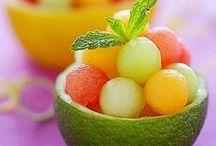 Fruta fresca / Un chute de vitaminas a diario