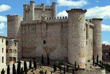 Campos de Castilla / Bella región española, tierra de Castillos, caballeros y campos infinitos .......... Beautiful Spanish region, a land of castles, knights and endless fields