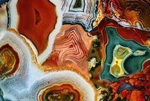 Minerales / Las rocas de La Tierra