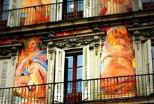 De Madrid al cielo / .. Y un agujerito para verlo