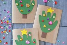 Kid's Holiday Crafts
