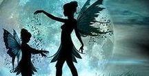 Фэнтези / сказочный мир, феи