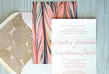 Invitation Design / by Rebecca Schley Brinton
