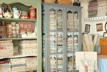 Sewing Crafting Storage ideas
