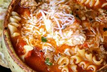 scrumptious soups and stews