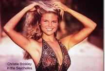 SI Swimsuit Covers / Celebrating 50 years of iconic covers. / by Sports Illustrated Swimsuit