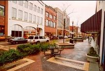 Shop Kalamazoo / Our vibrant Art Deco downtown, eclectic shopping venues, surrounding malls, and retail outlets offer a wide selection of stores. You're guarenteed to find that perfect reminder of your trip to Kalamazoo or gift for the folks back home.   / by Discover Kalamazoo