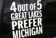 Michiganisms / Words, expressions, or practices usually found in Michigan!    / by Discover Kalamazoo
