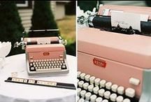 Guest Books / Here are some unique alternatives to the traditional wedding guest books! These creative ideas work as home decoration to serve as a great memory of your wedding day! / by Bespoke-Bride