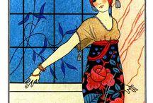 French & Parisian Art / #French inspired #Art