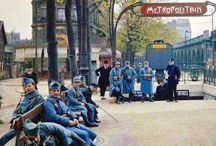 Vintage Paris / Old photos, postcards and other memories of #Paris and beyond.