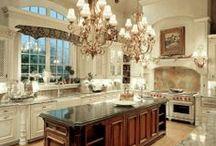 Kitchens / by Michelle Jones