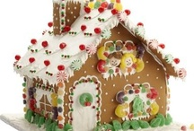 ~ GINGERBREAD HOUSES ~ / by Mary Norris Hart