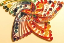 Quilling / by Key