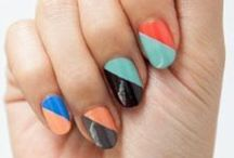 NAILED IT / Find inspiration for your next nail art design, including easy tutorials & DIY's with step by step instructions.