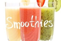 ~ SMOOTHIES ~ / by Mary Norris Hart