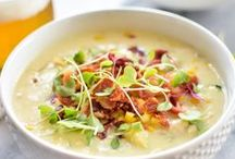 Healthy Soups To Try / by Julie Carns