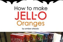 ~ ALWAYS ROOM FOR JELLO ~ / by Mary Norris Hart