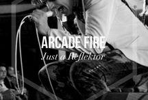 |A R C A D E F I R E| / //Richard Reed Parry Is My Inspiration//  / by Meagan Doolittle