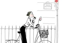 Bicyclette / by Ana Pea